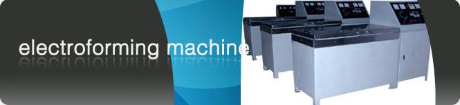 Electroforming Machine Hologram Electroforming Machine